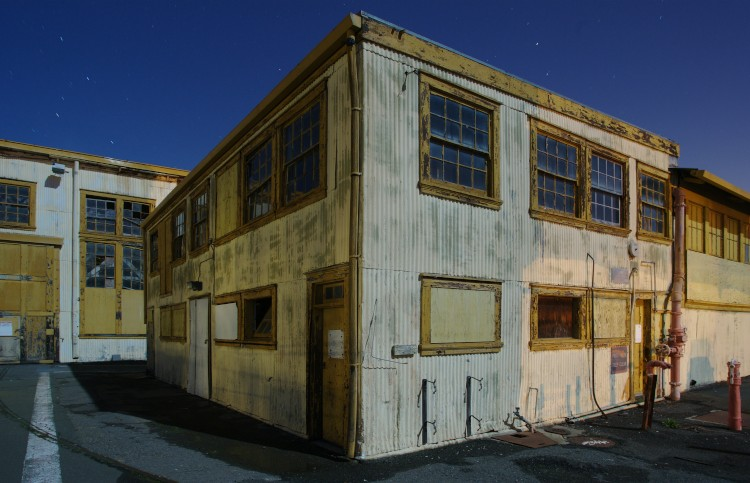 Mare Island Long Shed
